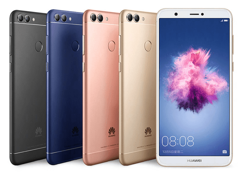 Huawei Enjoy 7S with 5.65-inch FHD+ 18:9 screen goes official