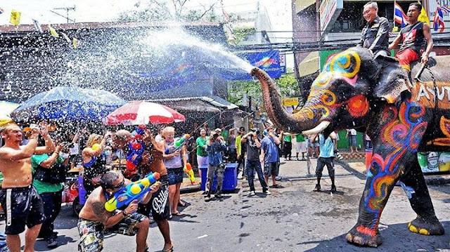 Festival Unik Yang Hanya Ada di Thailand