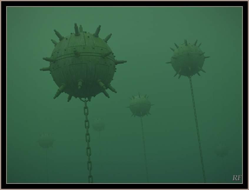 Ranjau Laut
