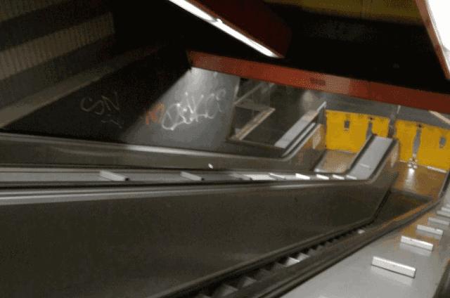 Le stazioni non accessibili