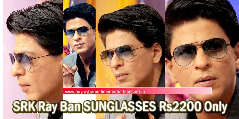 b652c727d0bea Shahrukh Khan Aviator Sunglasses. All Ray Ban ...