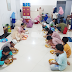 TPI Al Manshurin Gelar Makan Bersama Murid, Guru dan Wali Murid