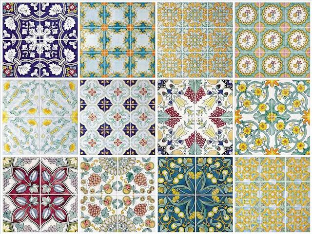 Italian Style Tiles | Tile Design Ideas