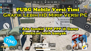 Cara Download dan Instal PUBG Mobile Timi Di Android
