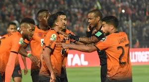 نهضة بركان يتعادل مع فريق وزاناكو بهدف لمثله في الجولة السادسه من كأس الكونفيدرالية الأفريقية