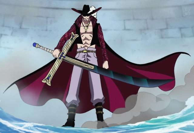 pedang yoru mihawk