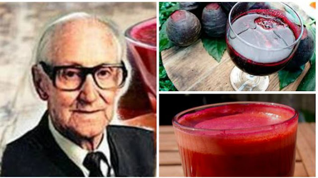 Cancer Cells Die In 42 Days: This Famous Austrian's Juice Cure Over 45,000 People From Cancer And Other Incurable Diseases! (RECIPE)