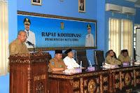Wakil Walikota Terima Kafilah MTQ ke-27 Tingkat Provinsi NTB Utusan Kota Bima