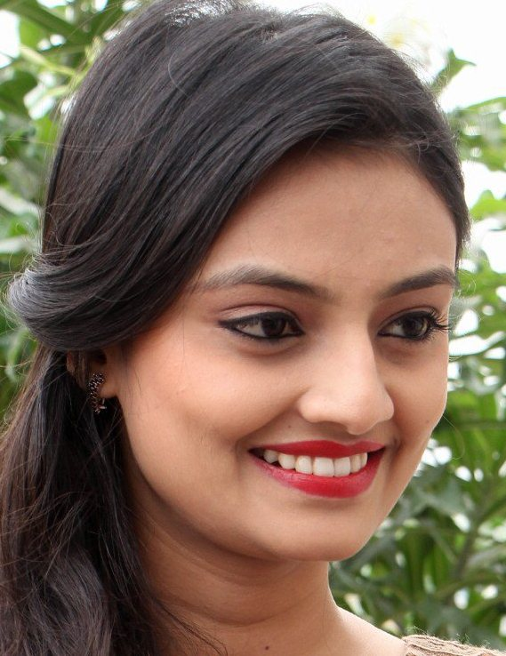 Beautiful Telugu Actress Nikitha Narayan Face Close Up Photos