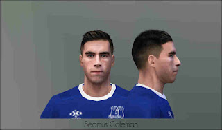 PES 6 Faces Séamus Coleman by Don_rxf