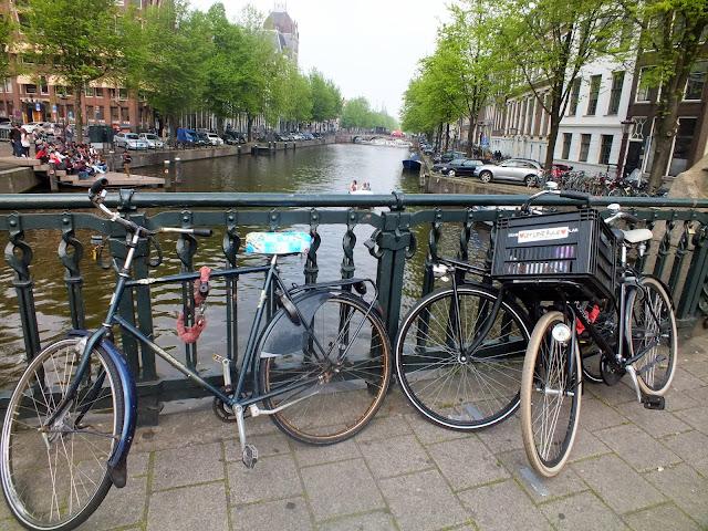 Escapada a Amsterdam