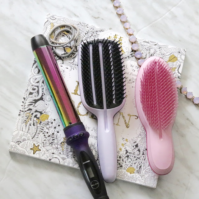 tangle teezer brushes