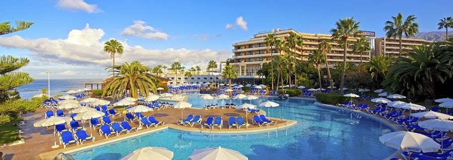 Encontrarás excelente hoteles en Tenerife