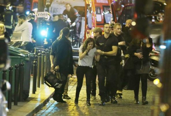 Mengerikan, Ini Dia Kronologi Serangan Teroris Di Paris
