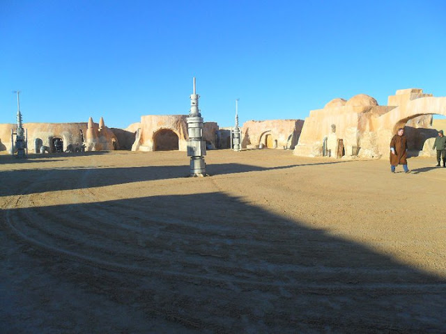 Star Wars Set - Tunisia