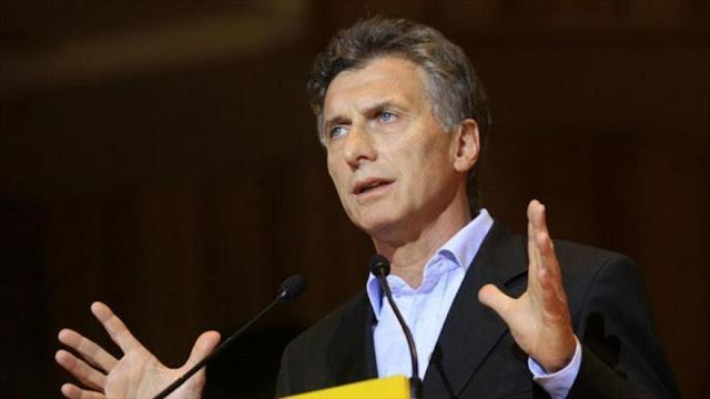 Justicia argentina halla contradicciones en declaraciones de Macri