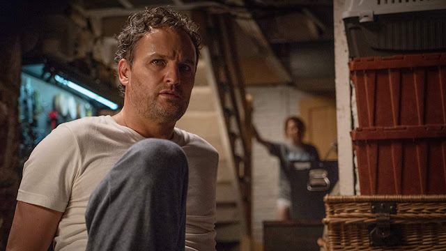 jason clarke in a basement
