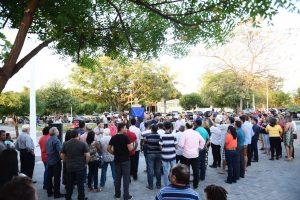 Prefeitura entrega à população Praça Duque de Caxias no Morro do Alecrim reformada e com internet via Wi-Fi grátis