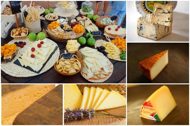 Los 5 mejores quesos de España