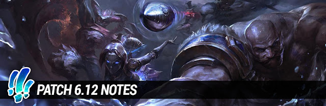 Surrender at 20: Patch 6.12 Notes
