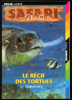 safari nature : le récif des tortues