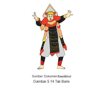 Tari Baris