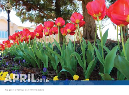 April Coolray Calendar