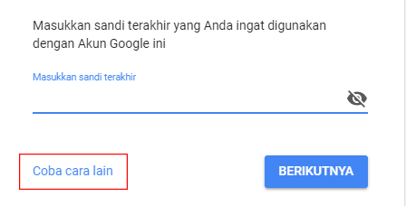 cara memindahkan akun gmail dari hp lama ke android lain