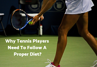 Diet plans for tennis players