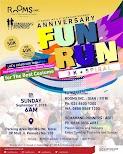 Rooms Inc & Semarang Runners Anniversary – Fun Run • 2018