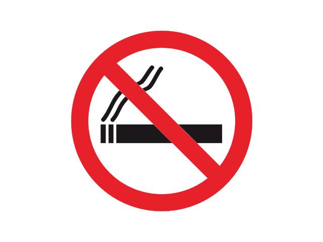 DOMAWE.net: Prohibido Fumar Logo Vector