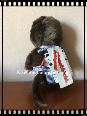 The Plus Secret limited Monchhichi Boy, tokyo, japan, The plus secret cafe, limited edition, kiki, toys, vintage