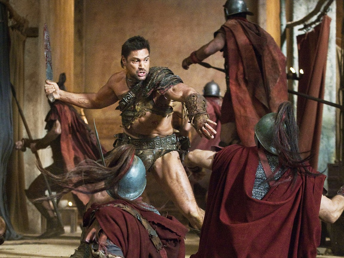 Spartacus: Blood and Sand - Season 2 Online for Free - #1 ...