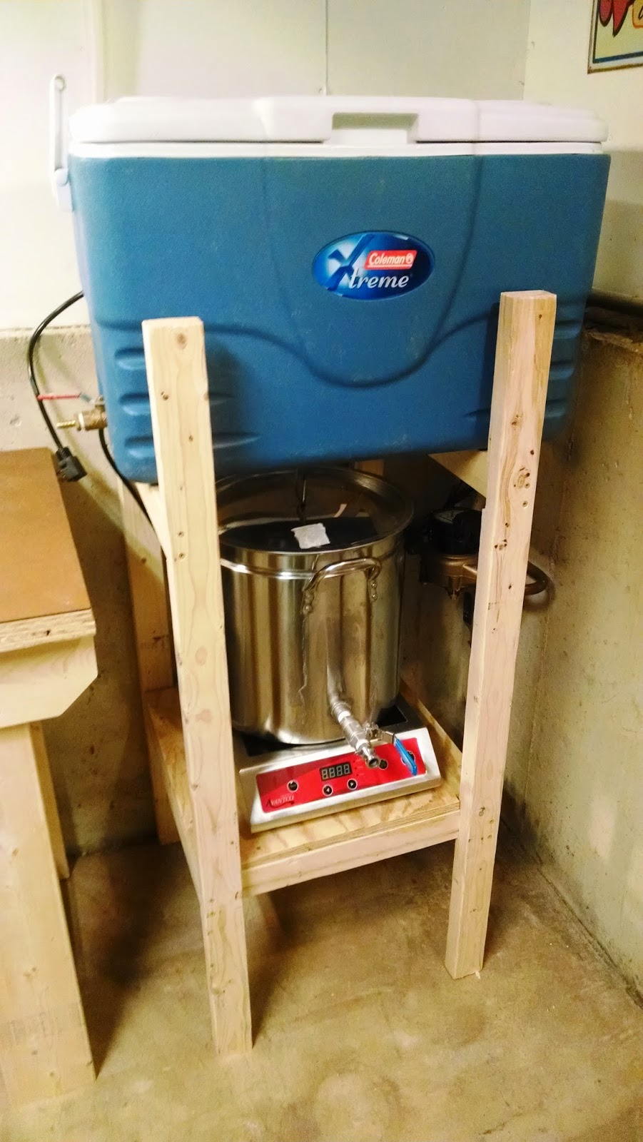 What Does Gti Stand For >> Diy Brew Stand - Diy Projects