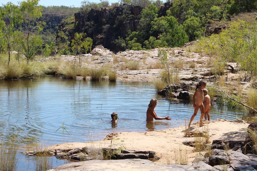 Ithaca nude