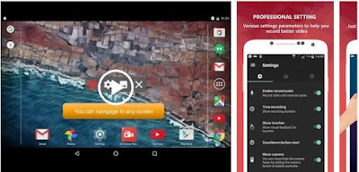 15 Aplikasi Perekam Layar Android Terbaik Kamu Perlu Install!