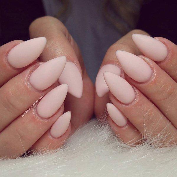 Almond Nail Designs Nail