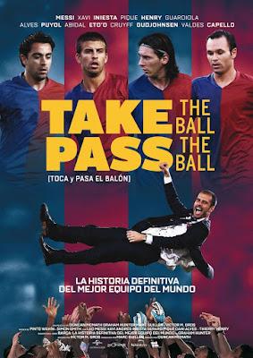Take The Ball Pass The Ball 2018 Custom HD Spanish