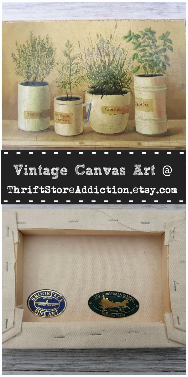 vintage art at thriftstoreaddiction.etsy.com