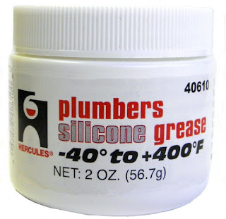 Plumbers Silicone Grease
