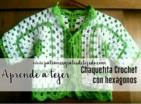 como-tejer-chambrita-crochet-con-hexagonos