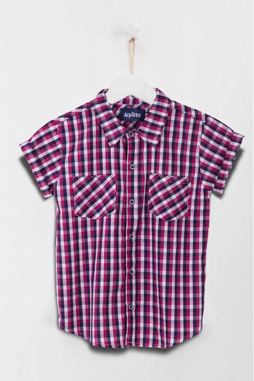 Moda para nenes verano 2018 camisas.