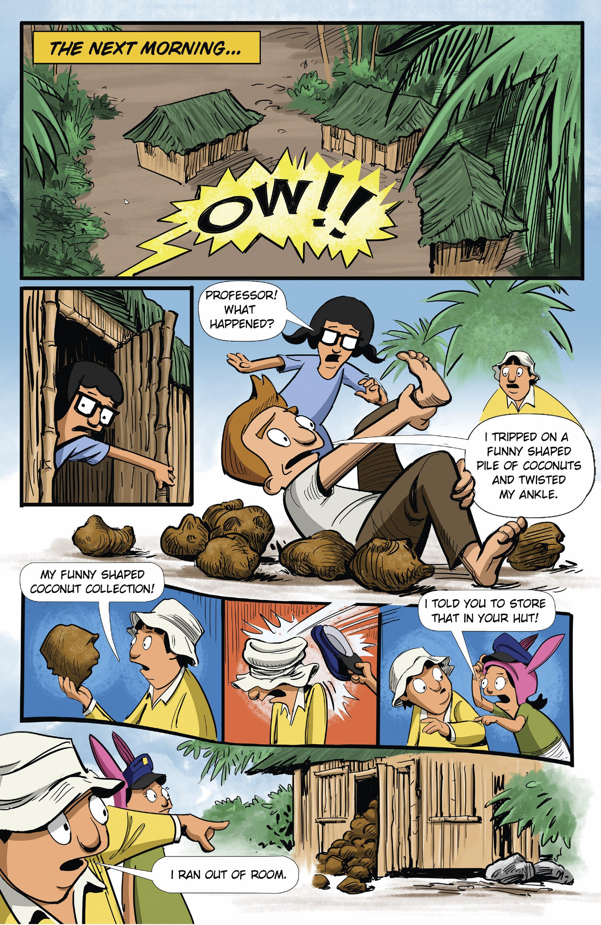 Bob's Burgers (2015) Issue #9 #9 - English 7