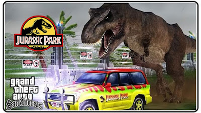 Jurassic Park Operation San Andreas Full Game Setup Free ...