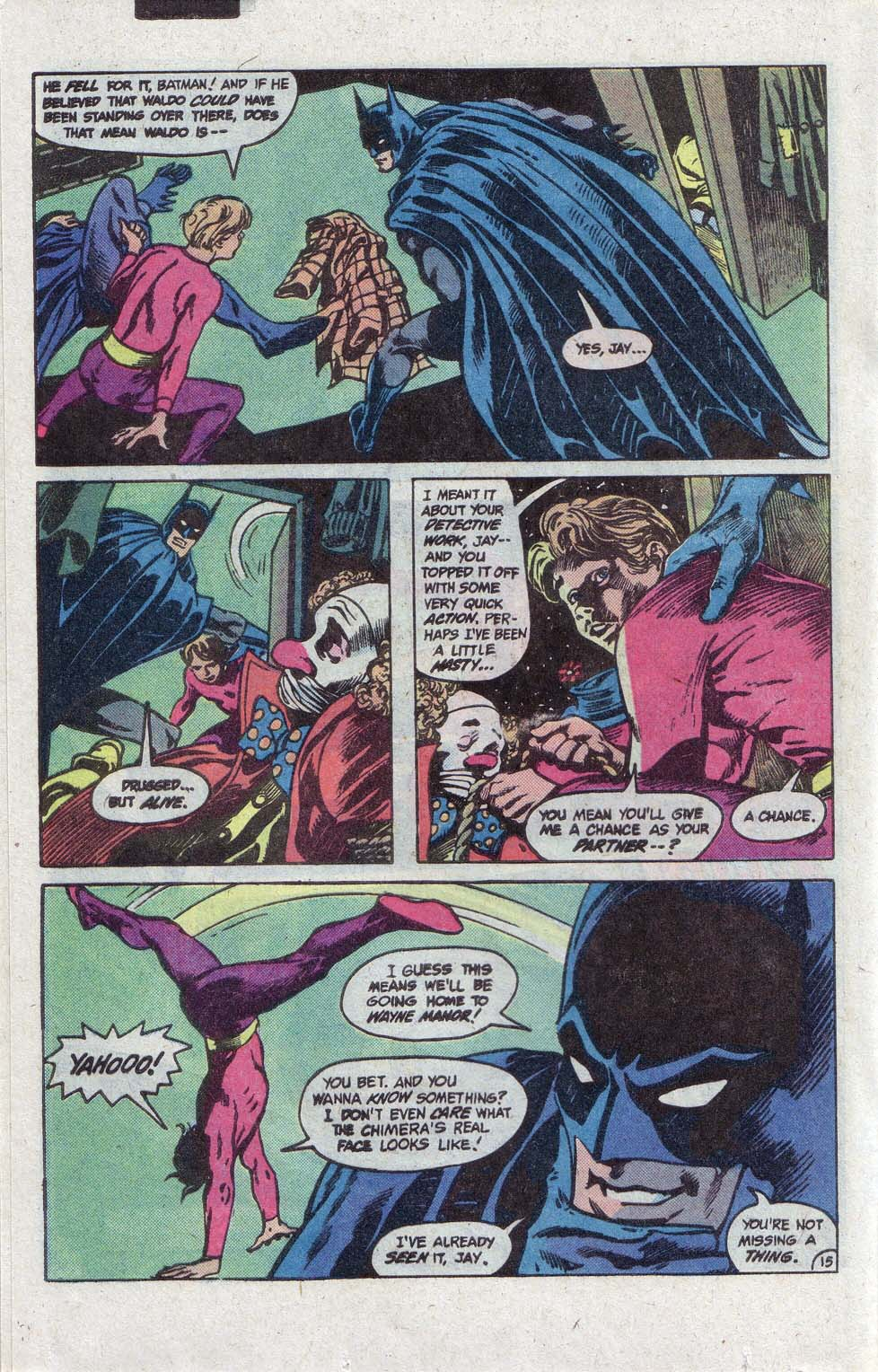 Detective Comics (1937) 531 Page 18
