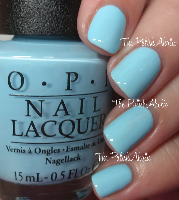 The PolishAholic: OPI Summer 2016 Retro Summer Collection Swatches ...