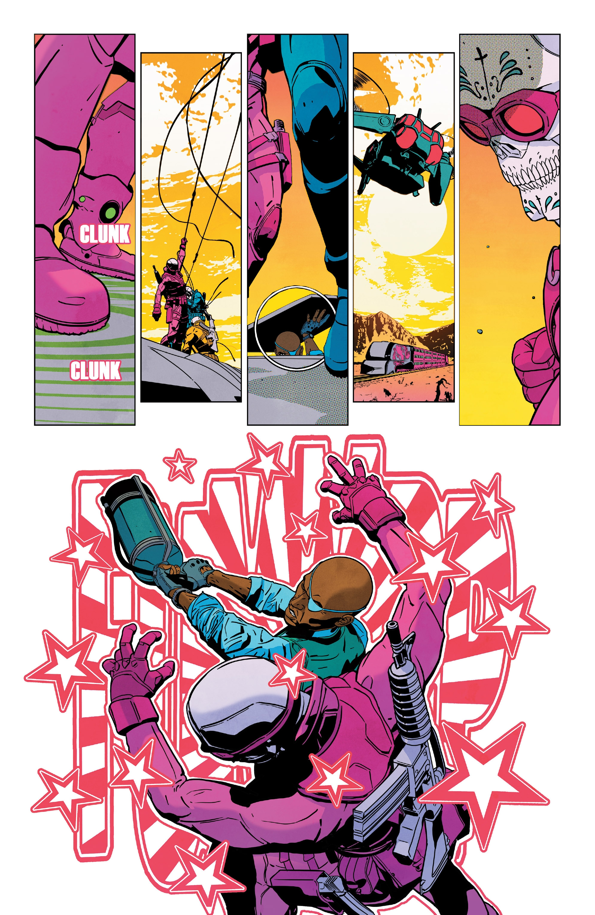 Read online Nick Fury comic -  Issue #3 - 11