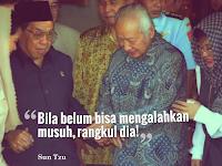 Langkah Cerdik Gusdur Mempreteli Kekuatan Soeharto, Dengan Strategi Sun Tzu