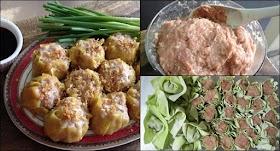 สูตรเด็ดขนมจีบหมู จีบกุ้ง จีบปู เก็บไว้ทำกินกับครอบครัว หรือทำขายสร้างอาชีพ