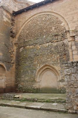 Puerta del muro norte Urueña